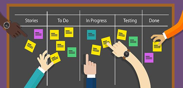 La gestion de projet agile scrum